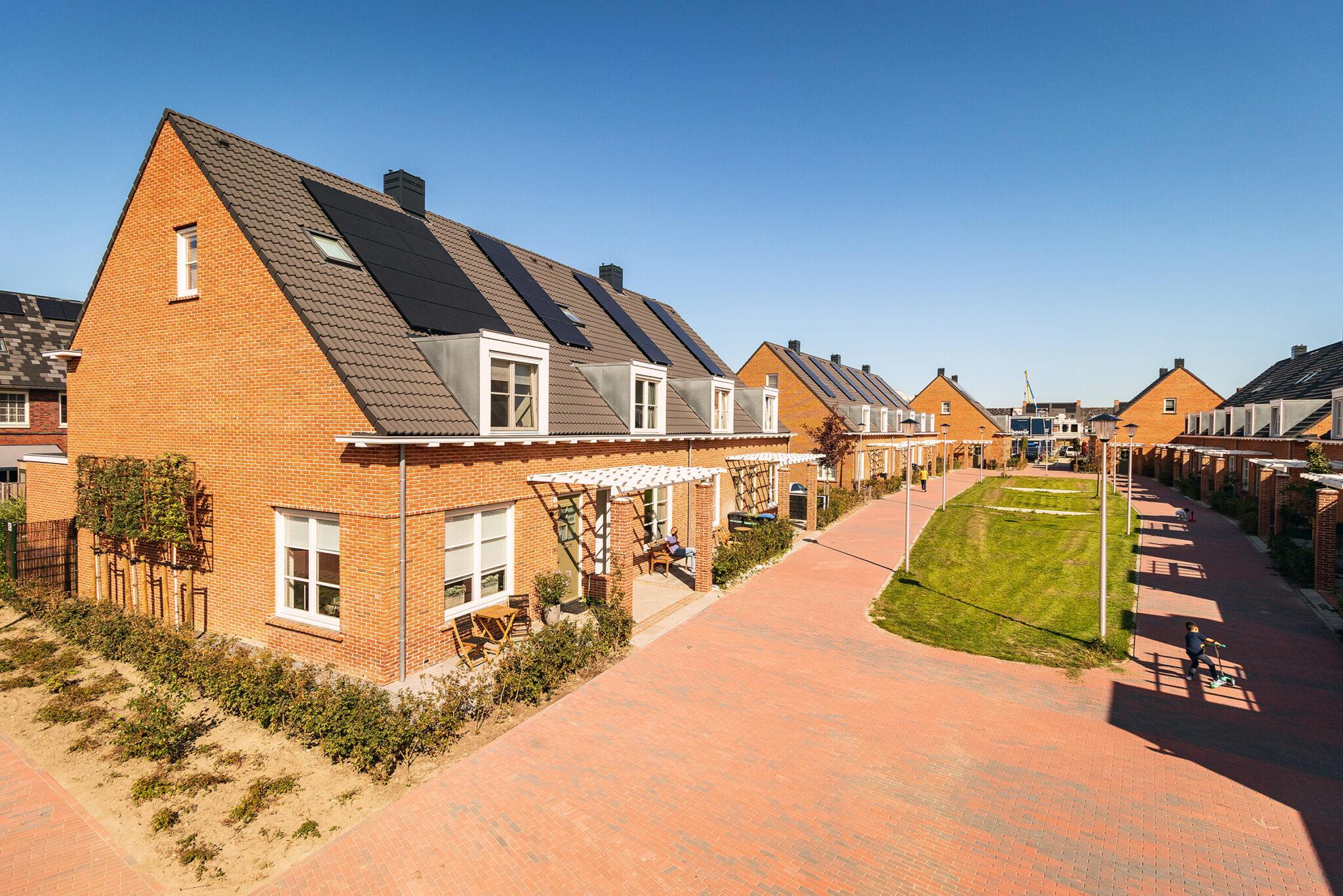 1. BANNER Stedenbouwkundig ontwerp woonwijk Berkel en Rodenrijs_beeld 1, projectenpagina