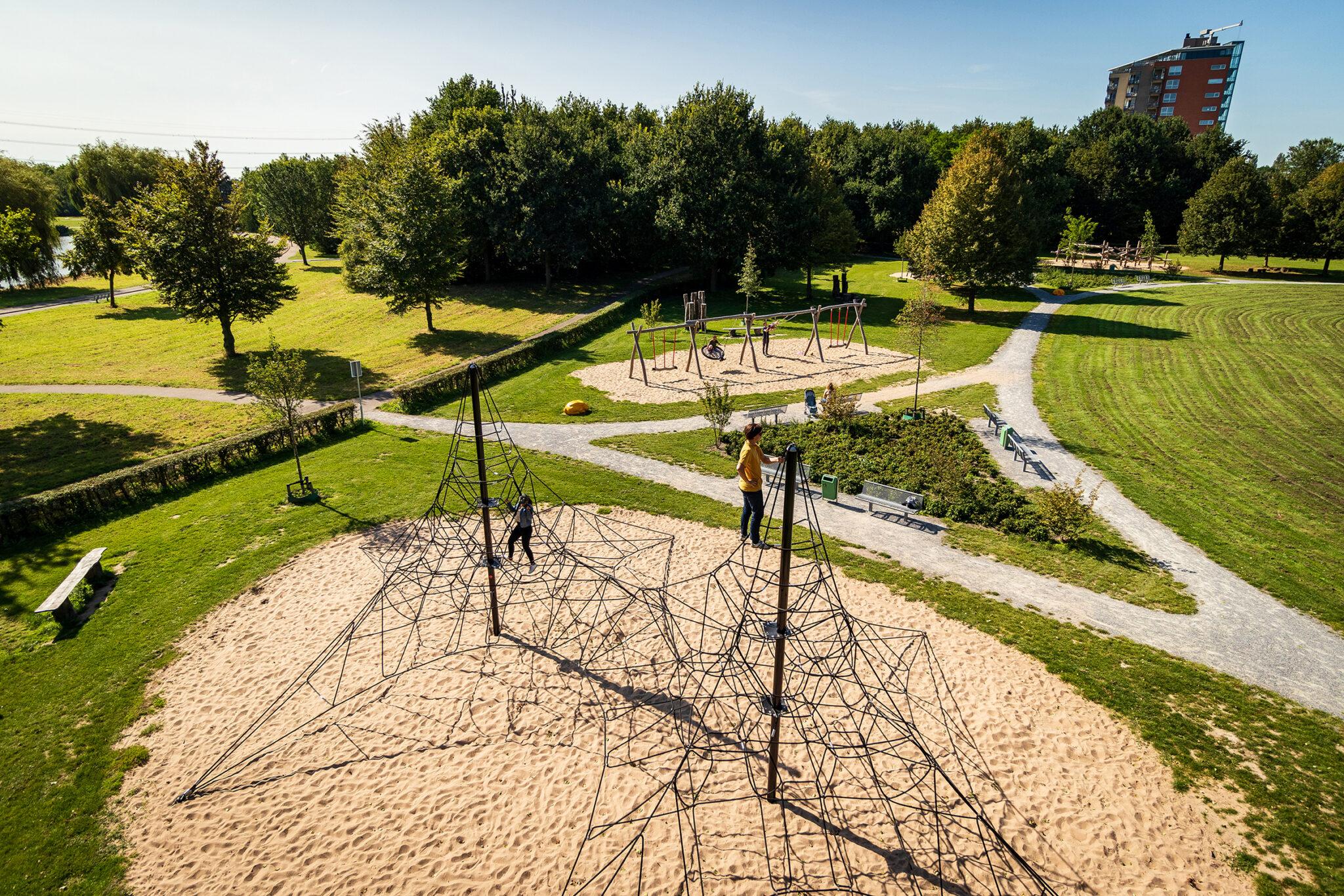 1. Landcshappelijk ontwerp speeltuin Zoetermeer_beeld 1, projectenpagina