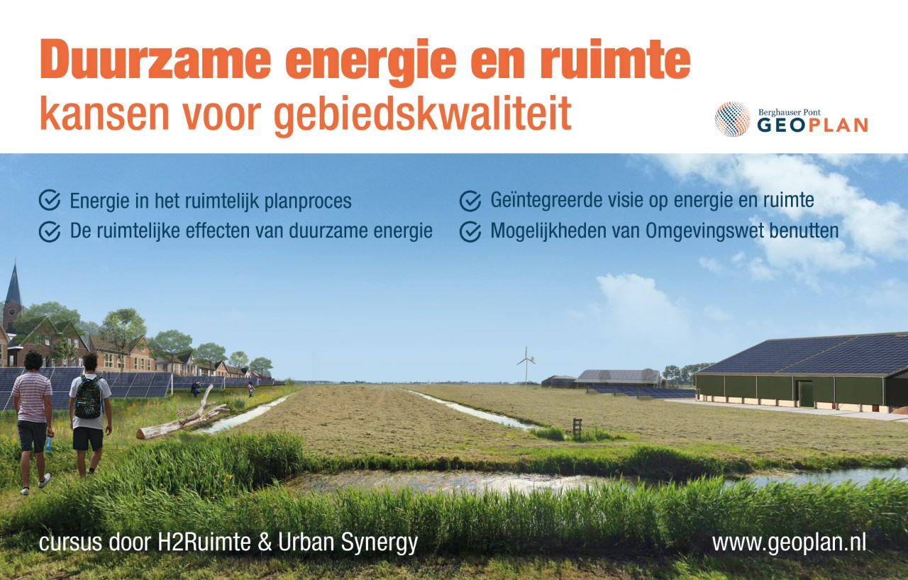 Cursus duurzame energie